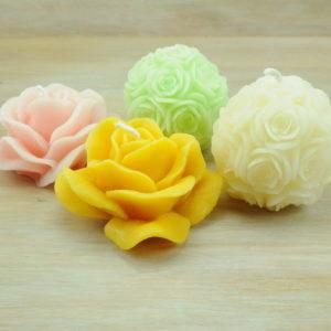 Blumenkerzen